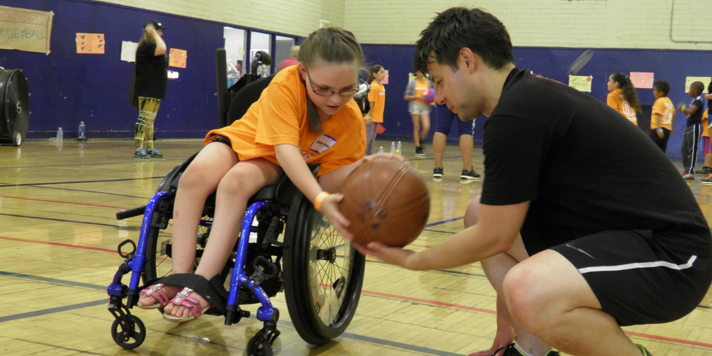 WHEELCHAIR INCLUSION TIPS FOR CHILDREN'S ATHLETICS: ADAPTING TO SPECIAL NEEDS
